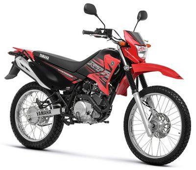 XTZ125 21DE