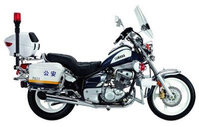 JYM250 4TU Police