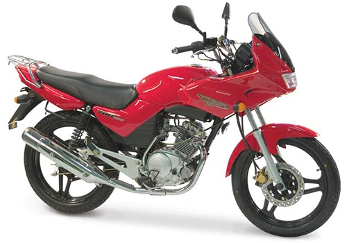 YBR125 Diversion MRE