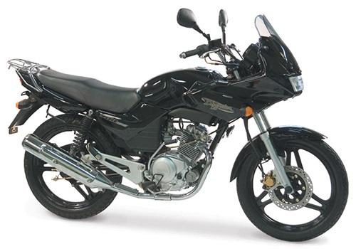 YBR125 Diversion SMX