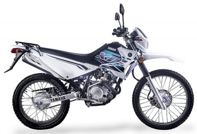 XTZ125 2PX2 B