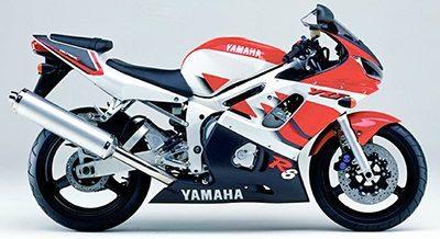 YZF-R6 1999 5EB1