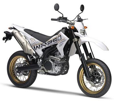 WR250X 3D7F B