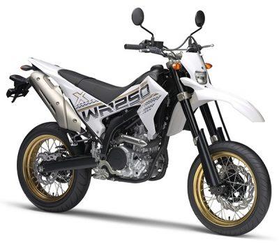 WR250X 3D7J B