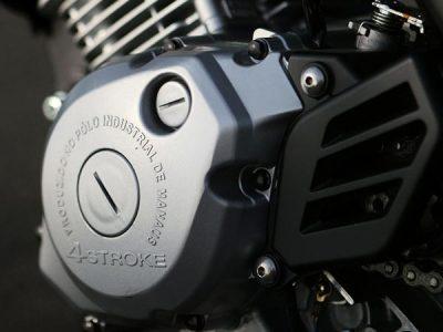 XT125X 3D62 Engine