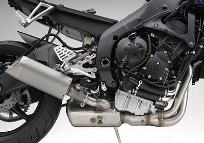 YZF-R6 2C0 Exhaust