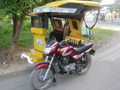 CT100 Tricycle