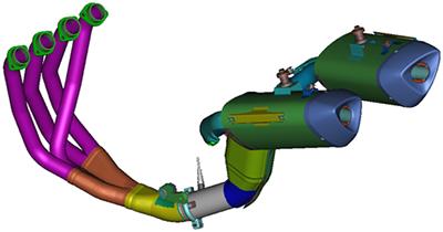 YZF-R1 CAD