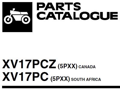 5PXX Parts Catalogue