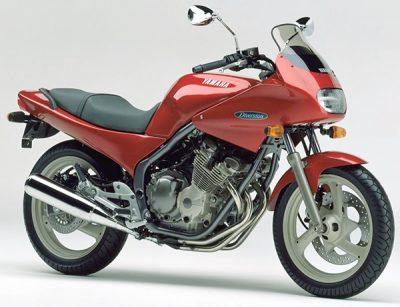 XJ400S