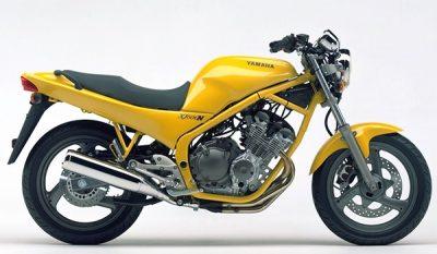 XJ600N 4KE1