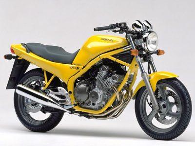 XJ600N 4KE3 B