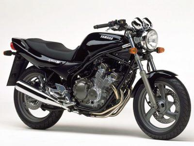 XJ600N 4KE5 A