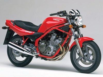 XJ600N 4KE7 B