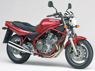 XJ600N 4KEA B