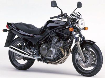 XJ600N 4KEC A