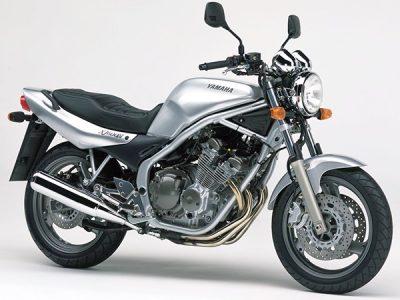 XJ600N 4KED B