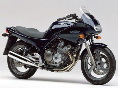 XJ600S 4BR1 B