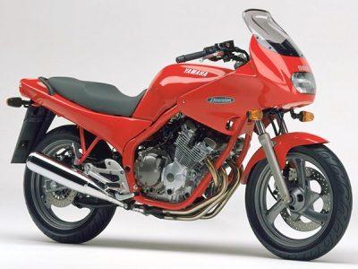 XJ600S 4BR3 A