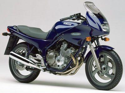 XJ600S 4BR3 C