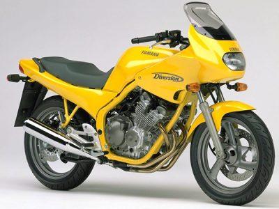 XJ600S 4BR6 B