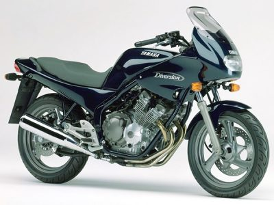 XJ600S 4BR6 C