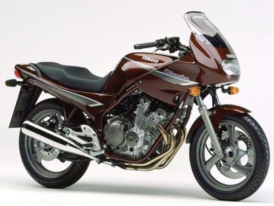 XJ600S 4BR8 A