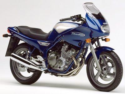 XJ600S 4BR8 B