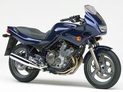 XJ600S 4BRC A