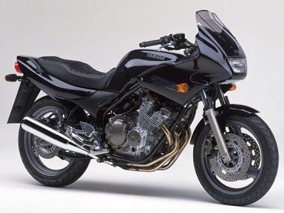 XJ600S 4BRE A