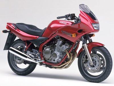 XJ600S 4BRE B