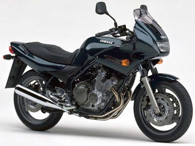 XJ600S 4BRF A