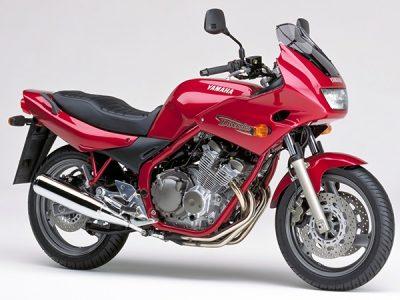 XJ600S 4BRF B