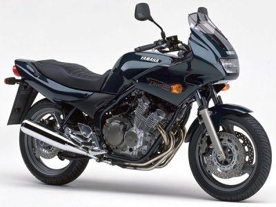XJ600S 4BRG A