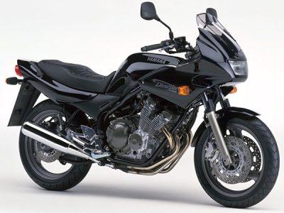 XJ600S 4BRH A