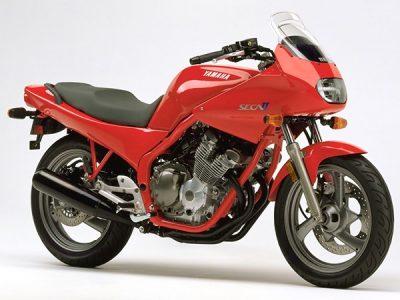 XJ600S 4DU1 A