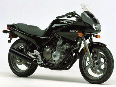 XJ600S 4DU1 B
