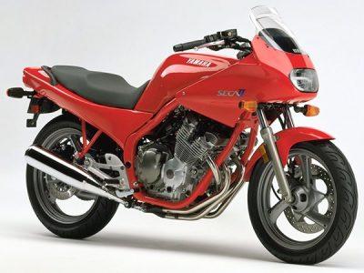 XJ600S 4DU3 A