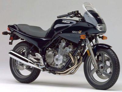 XJ600S 4DU6 B