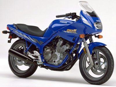 XJ600S 4DU7 A