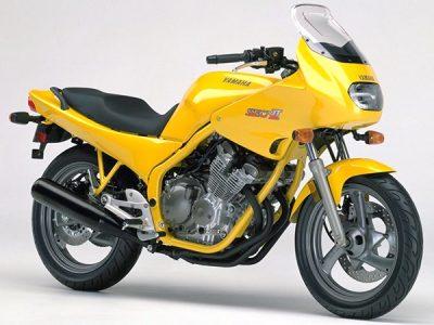 XJ600S 4DU7 B