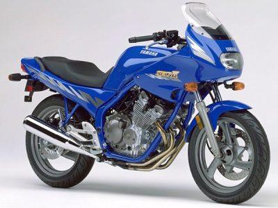 XJ600S 4DU9 A