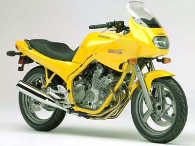 XJ600S 4DU9 B