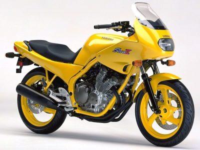 XJ600S 4DUA A