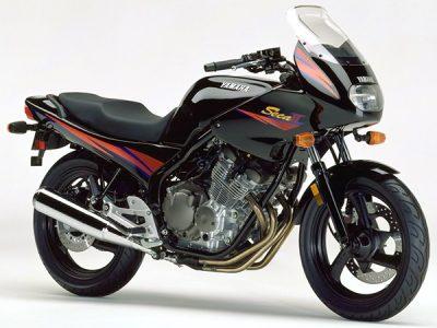 XJ600S 4DUC B