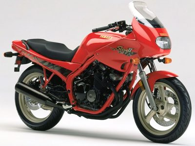 XJ600S 4DUD B