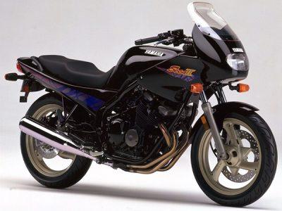 XJ600S 4DUF A