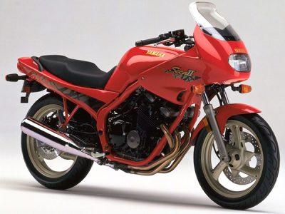XJ600S 4DUF B