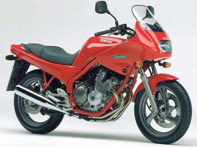 XJ600S 4HK1 A