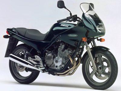 XJ600S 4HK1 B